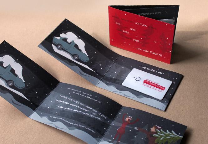 Automobilservice_BRB_Weihnachtskarte_FischundBlume_02